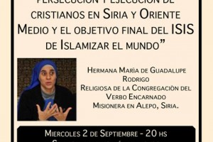 Hermana Guadalupe Flyer