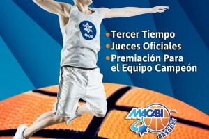 Flyer Liga Interna